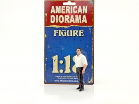 70er Jahre figure III 1:18 American Diorama