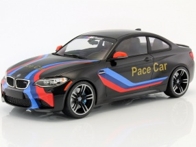 BMW M2 Coupe Pace Car Baujahr 2016 1:18 Minichamps