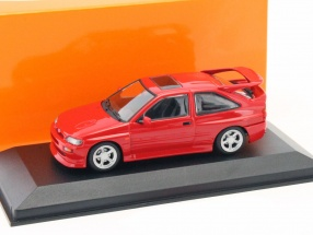Ford Escort Cosworth year 1992 red 1:43 Minichamps
