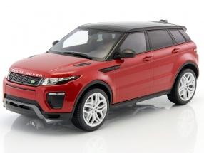 Range Rover Evoque HSE Dynamic Lux firenze red 1:18 Kyosho
