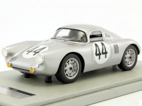 Porsche 550 Coupe #44 24h LeMans 1953 Glöckler, Herrmann 1:18 Tecnomodel