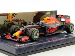 Max Verstappen Red Bull RB12 #33 3rd Brasilien GP Formel 1 2016 1:43 Minichamps