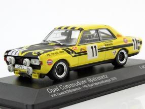 Opel Commodore A Steinmetz #11 24h Spa 1970 von Bayern, Johansson 1:43 Minichamps