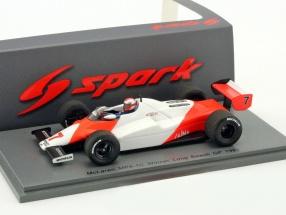 John Watson McLaren MP4/1C #7 Germany GP formula 1 1983 1:43 Spark