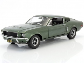 Ford Mustang GT Movie Car Bullitt - Steve McQueen 1968