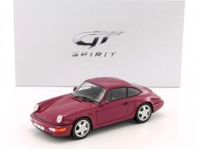 Porsche 911 (964) Carrera RS rubin rot 1:18 GT-Spirit
