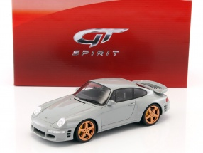 Porsche Ruf Turbo R grau 1:18 GT-Spirit