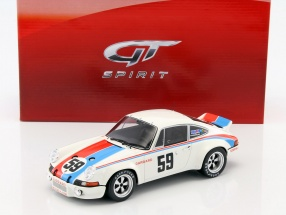 Porsche 911 Carrera RSR #59 Winner 24h Daytona 1973 Gregg, Haywood 1:18 GT-Spirit