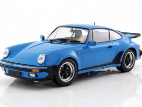 Porsche 911 (930) Turbo year 1977 Mexico blue 1:12 Minichamps