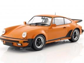 Porsche 911 (930) Turbo Baujahr 1977 orange 1:12 Minichamps