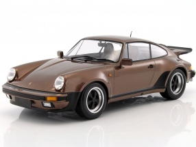 Porsche 911 (930) Turbo year 1977 brown metallic 1:12 Minichamps