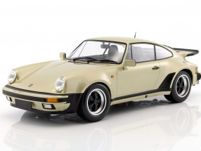 Porsche 911 (930) Turbo year 1977 gold metallic 1:12 Minichamps