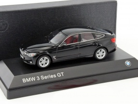 BMW 3er GT (F34) year 2013 black 1:43 iScale