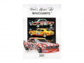 Minichamps Katalog Edition 2 2017