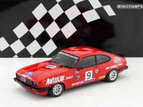 Ford Capri 3.0 #9 Winner Brands Hatch BSCC 1978 Gordon Spice 1:18 Minichamps