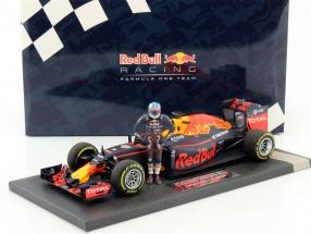 Daniel Ricciardo Red Bull RB12 #3 Austria GP 2016 formula 1 2016 1:18 Minichamps