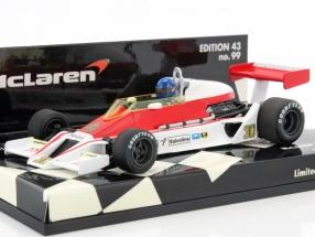 B. Lunger McLaren Ford M26 GP Italien Formel 1 1978 1:43 Minichamps
