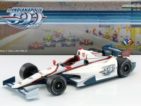 Indy Car Series Event Car 99th Indianapolis 500 2015 1:18 Greenlight