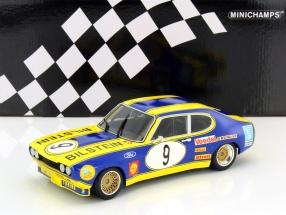 Ford Capri RS 2600 #9 6h Nürburgring 1973 ETCC 1:18 Minichamps