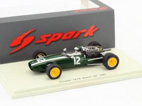 Jochen Rindt Cooper T81B #12 Holland GP Formel 1 1967 1:43 Spark