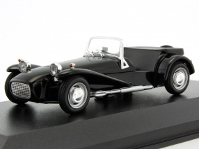 Lotus Super Seven 1968 black 1:43 Minichamps