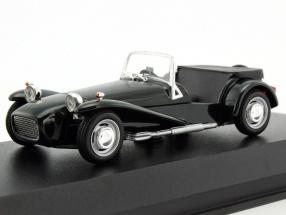 Lotus Super Seven Baujahr 1968 grün 1:43 Minichamps