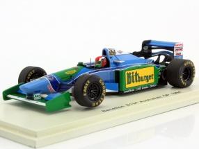Johnny Herbert Benetton B194 #6 Australia GP formula 1 1994 1:43 Spark