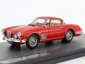 Jaguar XK150 Bertone coupe Construction year 1957 red metallic 1:43 Matrix