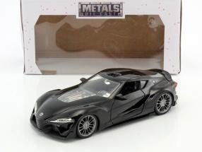 Toyota FT-1 Concept Car schwarz 1:24 Jada Toys