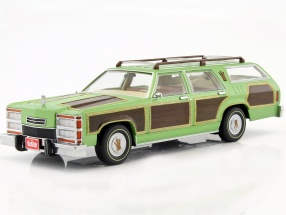 Wagon Queen Family Truckster Baujahr 1979 Film National Lampoon's Vacation 1983 grün 1:18 Greenlight