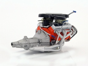 Chevrolet Camaro Z/28 Trans Am 302 Engine 1:18 GMP