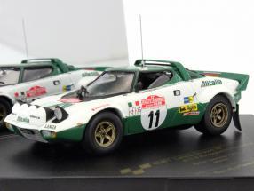 Lancia Stratos HF #11 Winner Rallye San Remo 1975 Waldegard, Thorszelius 1:43 Vitesse
