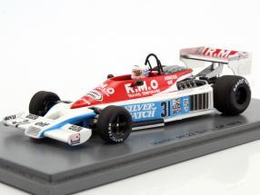 Rene Arnoux Martini MK23 #31 Holland GP Formel 1 1978 1:43 Spark