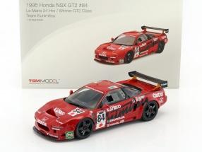 Honda NSX GT2 #84 Winner GT2 Class 24h LeMans 1995 Tsuchiya, Iida, Takahashi 1:18 TrueScale