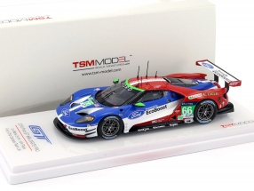 Ford GT #66 4th LMGTE Pro 24h LeMans 2016 Pla, Mücke, Johnson 1:43 TrueScale