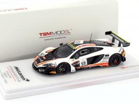 McLaren 650S GT3 #59 24h Spa 2016 Moore, Fontana, Watson 1:43 TrueScale