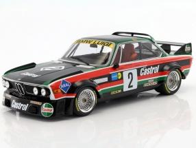 BMW 3.0 CSL #2 Winner GP Nürburgring 1976 de Wael, de Fierlant, Nilsson 1:18 Minichamps