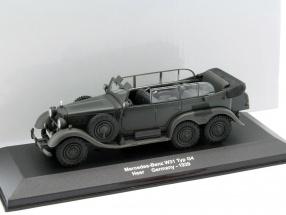 Mercedes-Benz W31 Typ G4 Heer Wehrmacht WW II. 1939 1:43 Altaya