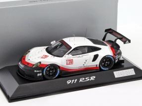 Porsche 911 (991) GT3 RSR Promo Version 2017 1:43 Spark