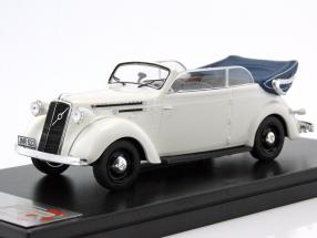Volvo PV51 Convertible year 1937 white 1:43 PremiumX