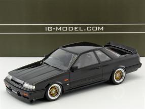 Nissan Skyline GTS-R (R31) schwarz 1:18 Ignition Model
