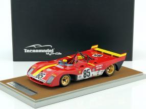 Ferrari 312 PB #85 Winner 6h Watkins Glen 1972 Andretti, Ickx 1:18 Tecnomodel