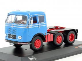Mercedes-Benz LPS 333 Baujahr 1960 blau / rot / schwarz 1:43 Ixo