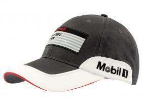 Porsche Baseball Cap Motorsport Selection dunkelblau / weiß