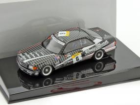 Mercedes-Benz 500 SEC AMG #6 24h Spa 1989 Ludwig, Cudini, Heyer 1:43 AUTOart