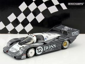 Porsche 956K #12 200 Meilen Nürnberg 1983 Rosberg 1:18 Minichamps