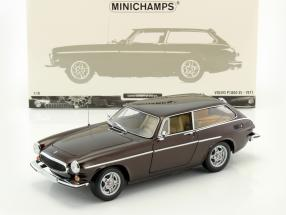 Volvo P1800 ES year 1971 brown metallic 1:18 Minichamps