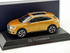 Citroen DS 7 Crossback Baujahr 2017 gold 1:43 Norev
