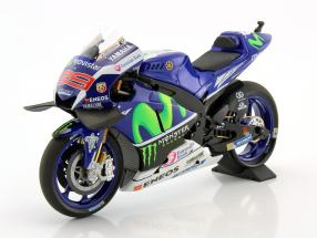 Yamaha YZR-M1 #99 MotoGP 2016 Lorenzo 1:12 Minichamps