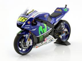 Yamaha YZR-M1 #46 Moto GP Winter Test Sepang 2016 Rossi 1:12 Minichamps